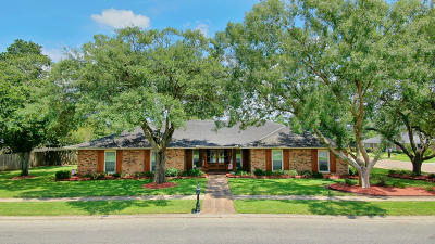 Opelousas Single Family Home For Sale: 2021 George Drive