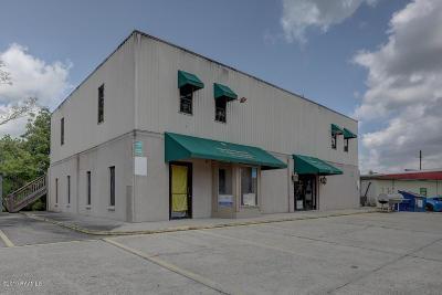 Lafayette Parish Commercial For Sale: 925 W Broussard