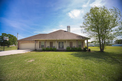 Carencro Single Family Home For Sale: 434 Lantier Road