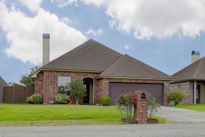 Scott Single Family Home For Sale: 124 Silver Glen Drive