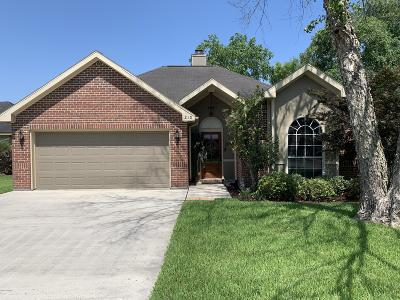 broussard Single Family Home For Sale: 210 Bismark Drive