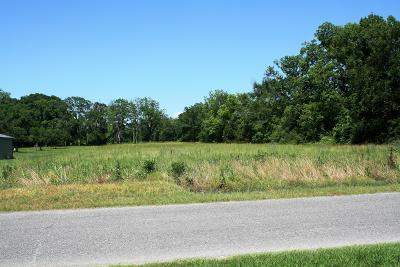 Residential Lots & Land For Sale: Tbd Bock Huval Road