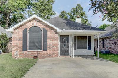 broussard Single Family Home For Sale: 905 W Monroe Street