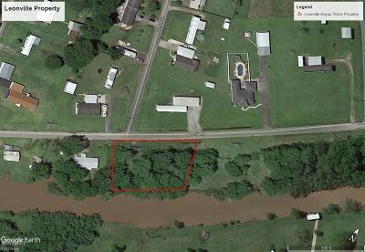 Leonville Residential Lots & Land For Sale: Tbd Church Road