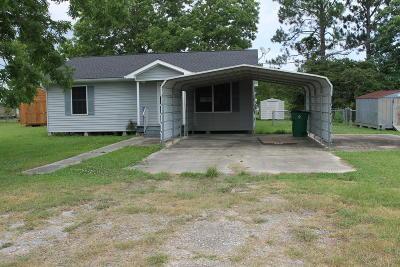 Iberia Parish Single Family Home For Sale: 4916 Brian Boulevard