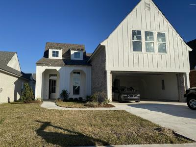 Youngsville Single Family Home For Sale: 210 Santander Drive