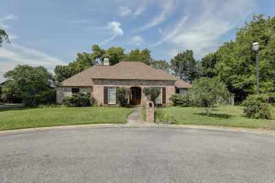 Lafayette Single Family Home Active/Contingent: 104 Claret Place