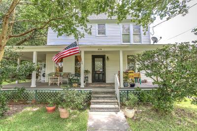 Jennings Single Family Home For Sale: 606 N Church Street
