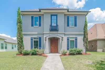 Lafayette Single Family Home For Sale: 407 Nanterre Lane