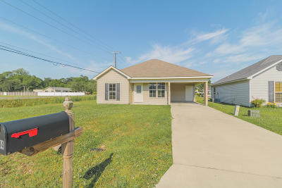Sunset Single Family Home For Sale: 104 Summerset Lane