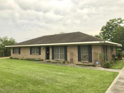 Rayne Single Family Home For Sale: 2316 Mire Hwy