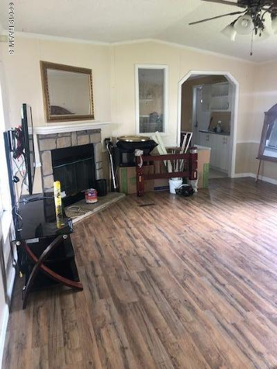 Opelousas Single Family Home For Sale: 618 Country Ridge Road #74