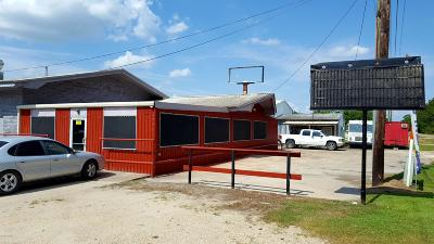St Martin Parish Commercial For Sale: 2962 Main Hwy
