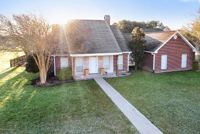 Carencro Single Family Home For Sale: 200 Ramsey Drive