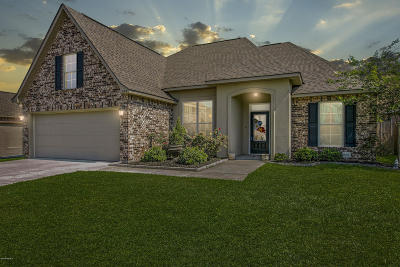 broussard Single Family Home For Sale: 203 Lexi Falls Lane