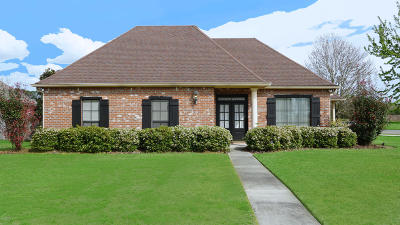 Youngsville Rental For Rent: 100 Hanna Drive