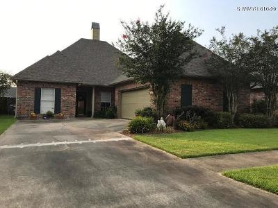 Lafayette Single Family Home For Sale: 513 Kings Cove Circle