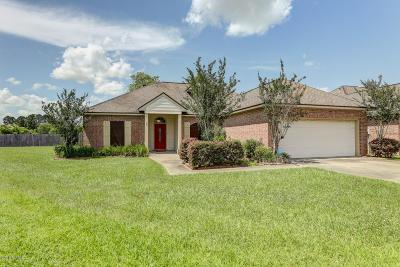 broussard Single Family Home For Sale: 109 Kettle Court