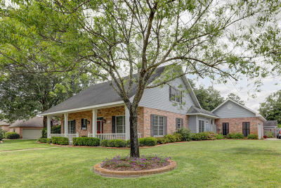 Lafayette Single Family Home For Sale: 303 Chelsea Drive
