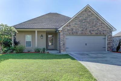 Broussard Single Family Home For Sale: 102 Majestic Oaks Drive