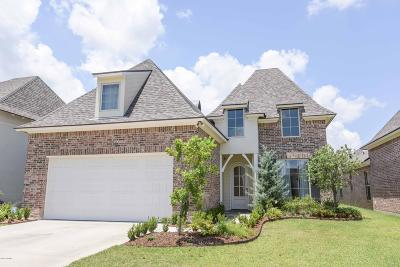 Youngsville Single Family Home For Sale: 102 San Domingo Drive