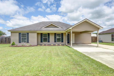 Breaux Bridge Single Family Home For Sale: 919 Gary Drive