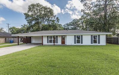 Lafayette Single Family Home For Sale: 209 Majestic Boulevard