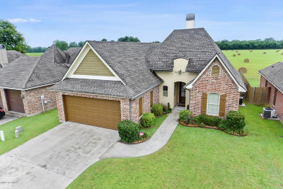 Carencro  Single Family Home For Sale: 304 Old Heritage Ln