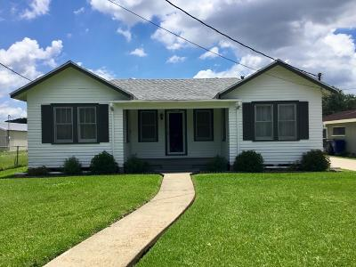 Crowley Single Family Home For Sale: 729 S Eastern Ave