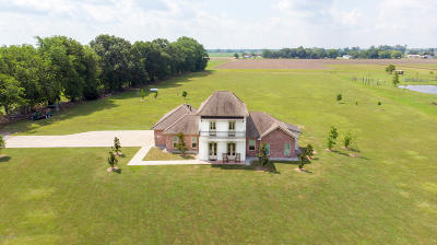 Breaux Bridge Single Family Home For Sale: 1406 Hollier Road