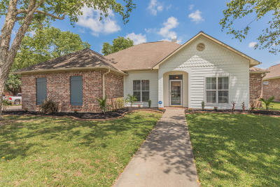 Youngsville Single Family Home For Sale: 101 Scribner Drive
