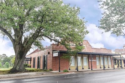 Iberia Parish Commercial For Sale: 230 W Main Street