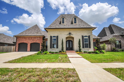 broussard Single Family Home For Sale: 108 Tiger Court