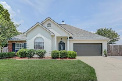 Youngsville Single Family Home For Sale: 113 Doncaster Circle