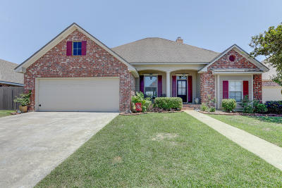 Youngsville Single Family Home For Sale: 111 Lakeshore Drive