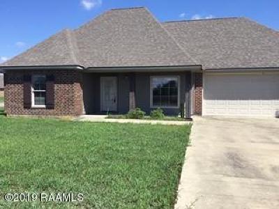 Single Family Home For Sale: 1231 Delcambre Road
