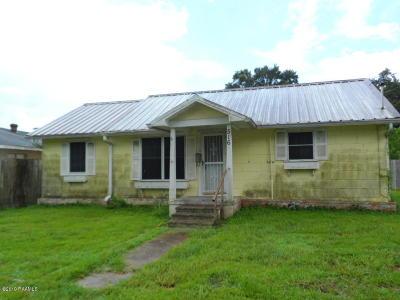 Single Family Home For Sale: 516 E Ash Street