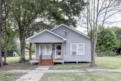 Vermilion Parish Single Family Home For Sale: 513 N Jackson Avenue