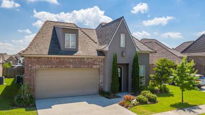Single Family Home For Sale: 121 Calera Boulevard