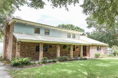 broussard Single Family Home For Sale: 1765 Duchamp Road