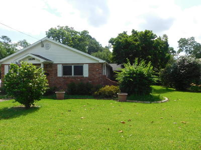 Opelousas Single Family Home For Sale: 1225 S Railroad Avenue
