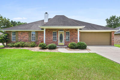 Single Family Home For Sale: 118 Rye Circle