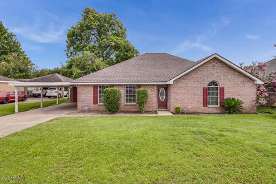 Youngsville Single Family Home For Sale: 112 Briar Green Drive