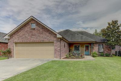 Single Family Home For Sale: 304 Wildflower Lane