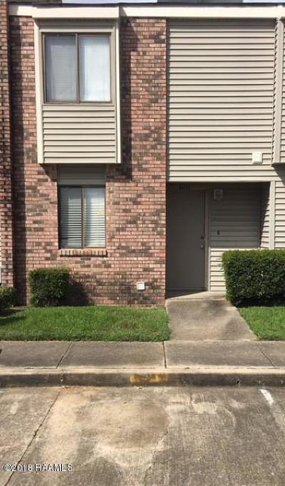 Single Family Home For Sale: 2826 Louisiana Avenue #1104