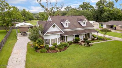 Breaux Bridge Single Family Home For Sale: 1012 Elsie Circle