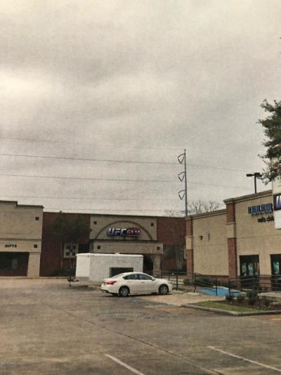 Lafayette Parish Commercial Lease For Lease: 3814 Ambassador Caffery Parkway #A