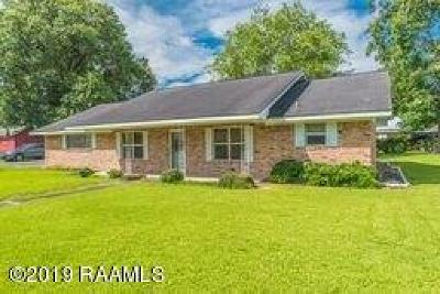 Breaux Bridge Single Family Home For Sale: 201 Fleishman Street