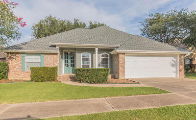 Single Family Home For Sale: 105 Bull Run Circle