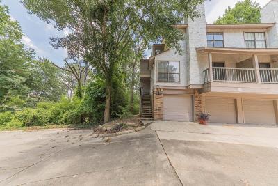 Single Family Home For Sale: 1400 E Bayou Parkway #6a